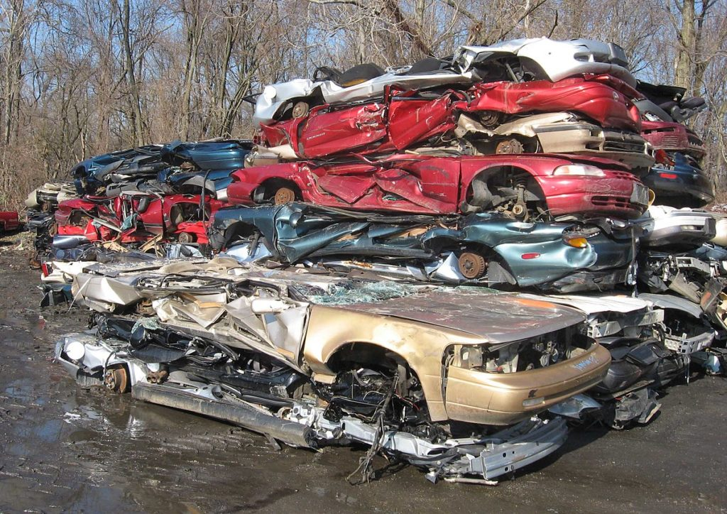 "What To Expect When You Make The Decision ""I'M Going To Scrap My Car"