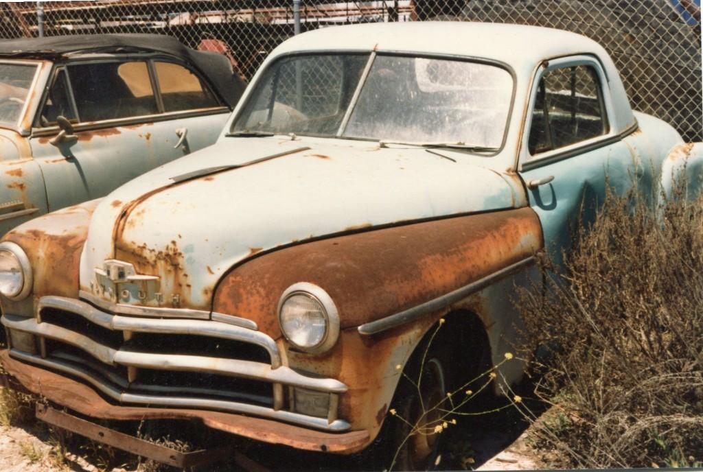 Old Cluncker