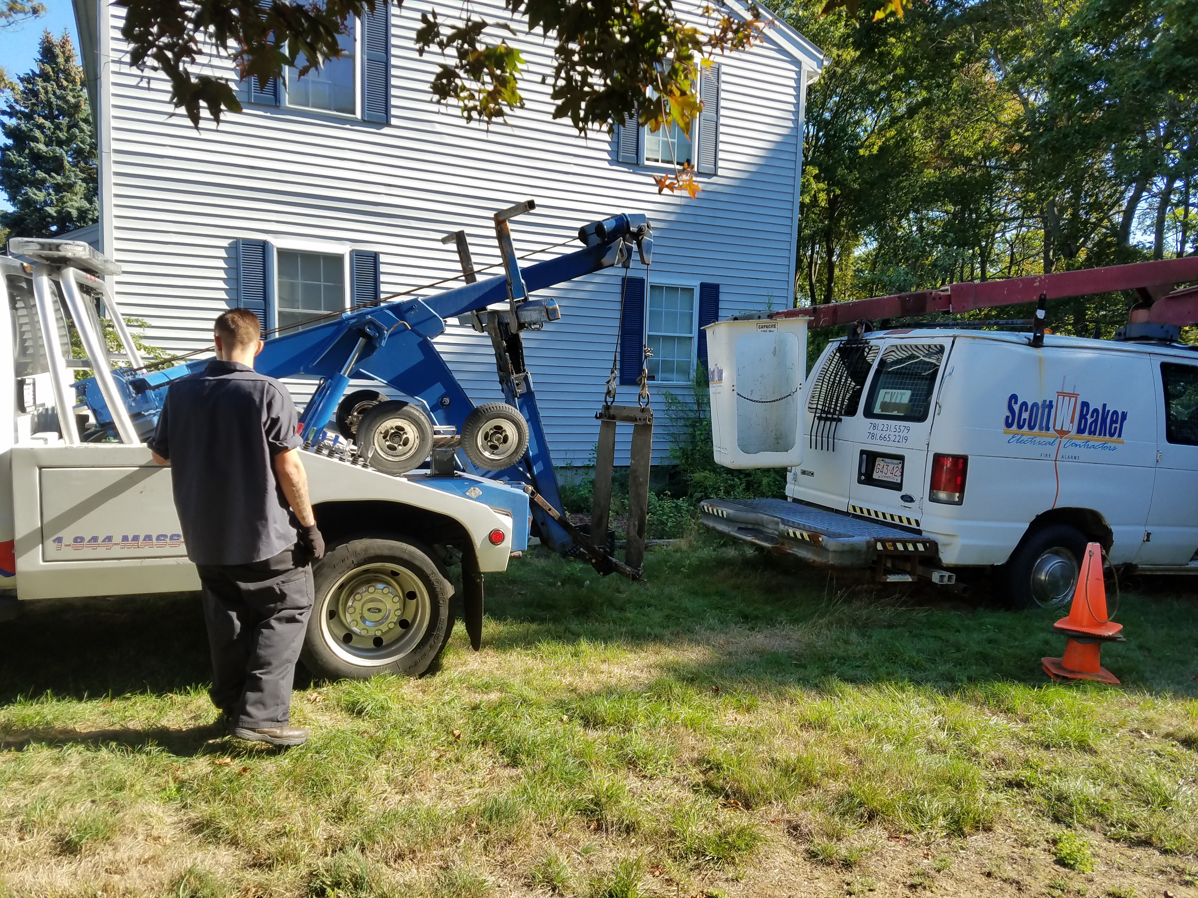 Get Rid of Old Car near Beverly MA