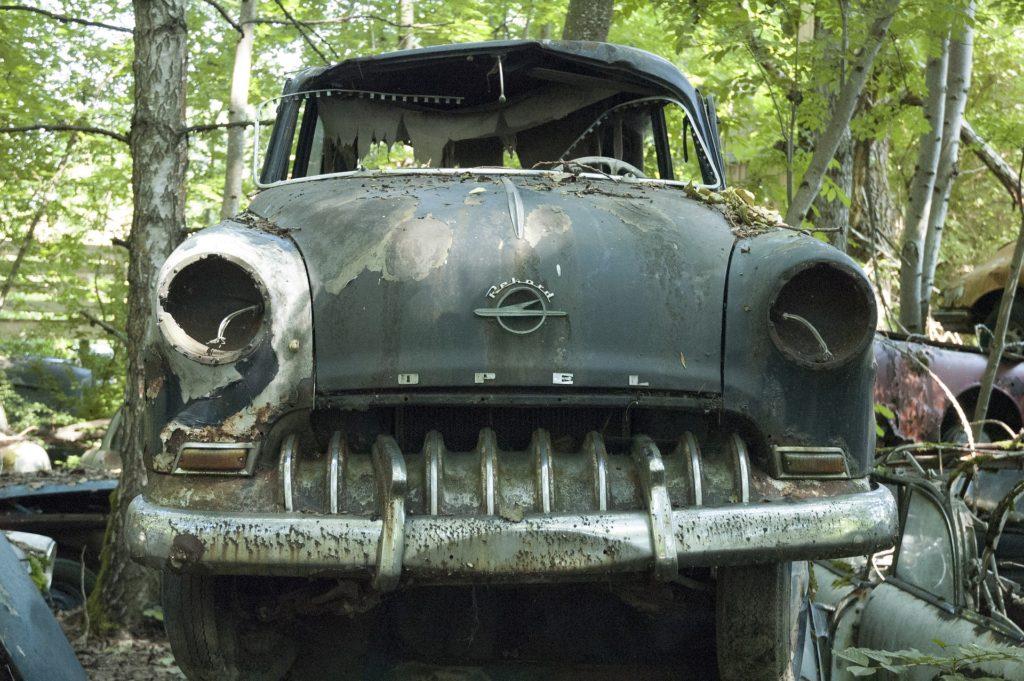 auto wrecking yards near winthrop MA