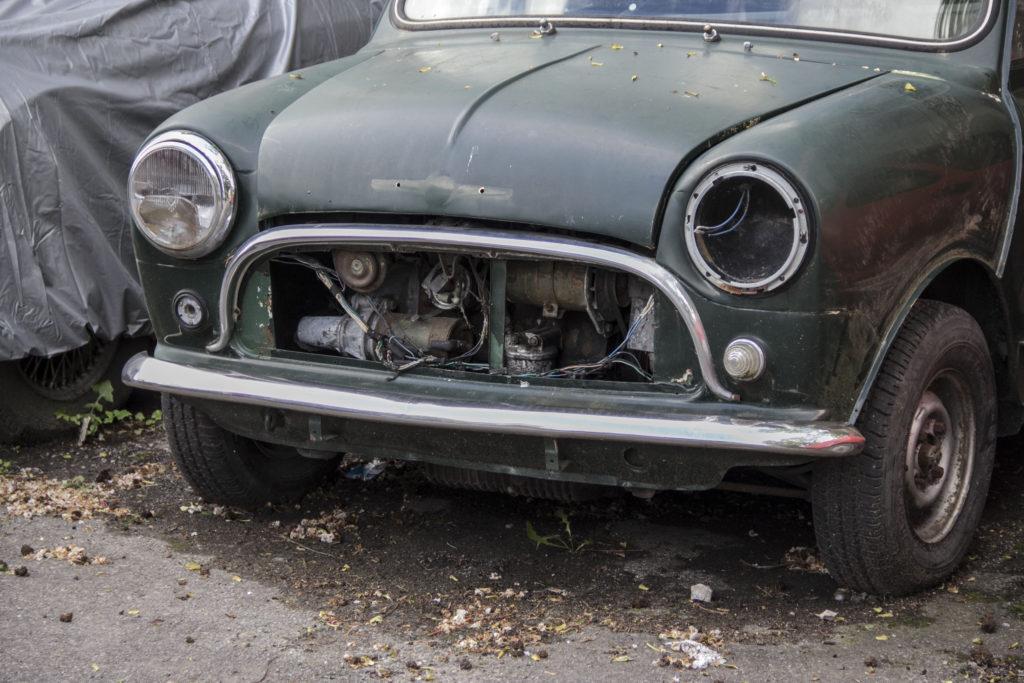 auto wrecking yards near Saugus MA