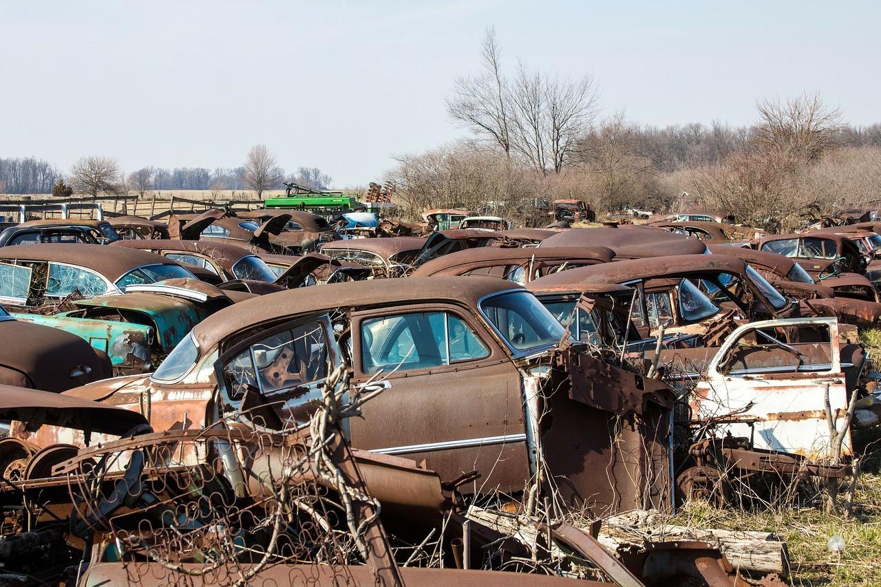 auto wrecking yards near Nahant MA