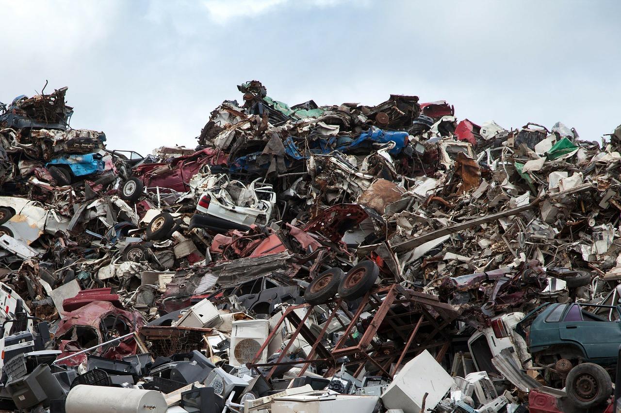 auto wrecking yards near Swampscott MA