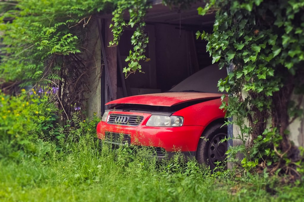 Auto wrecking yards near Malden MA