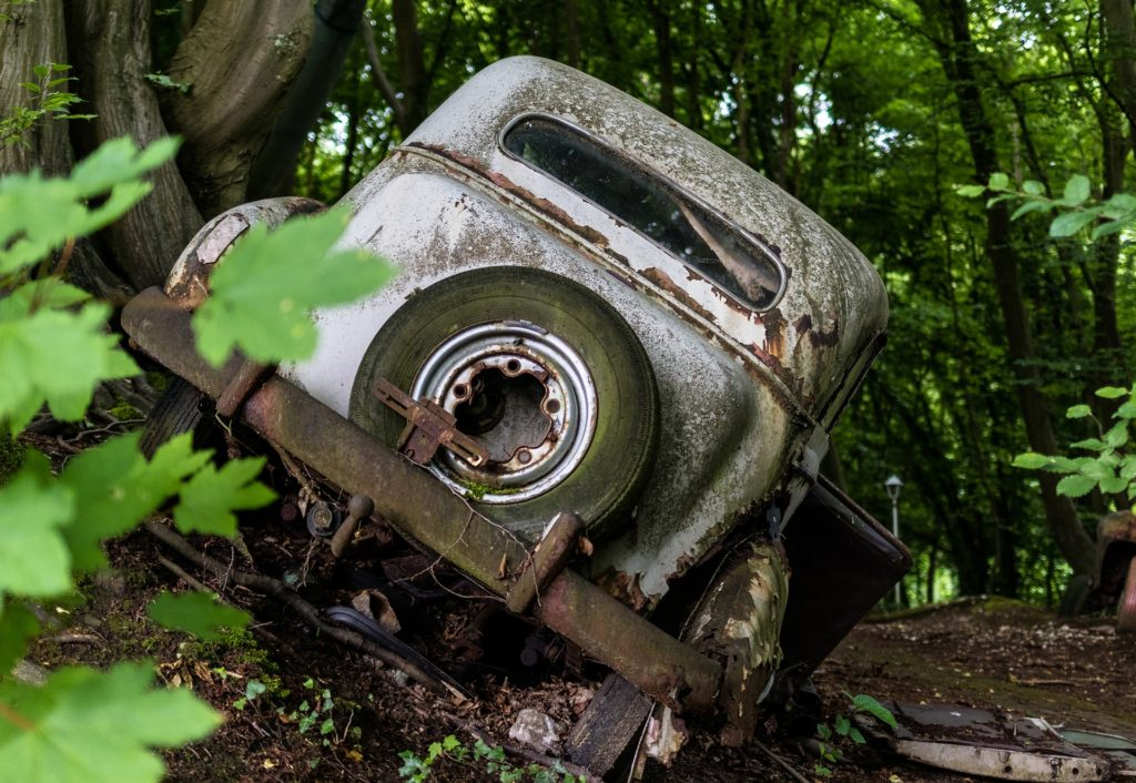 auto wrecking yards near Wakefield MA