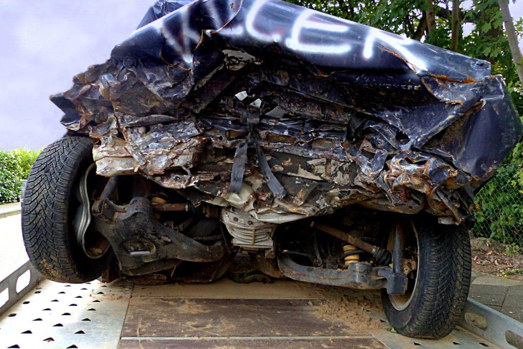 Scrap car buyers near Medford MA