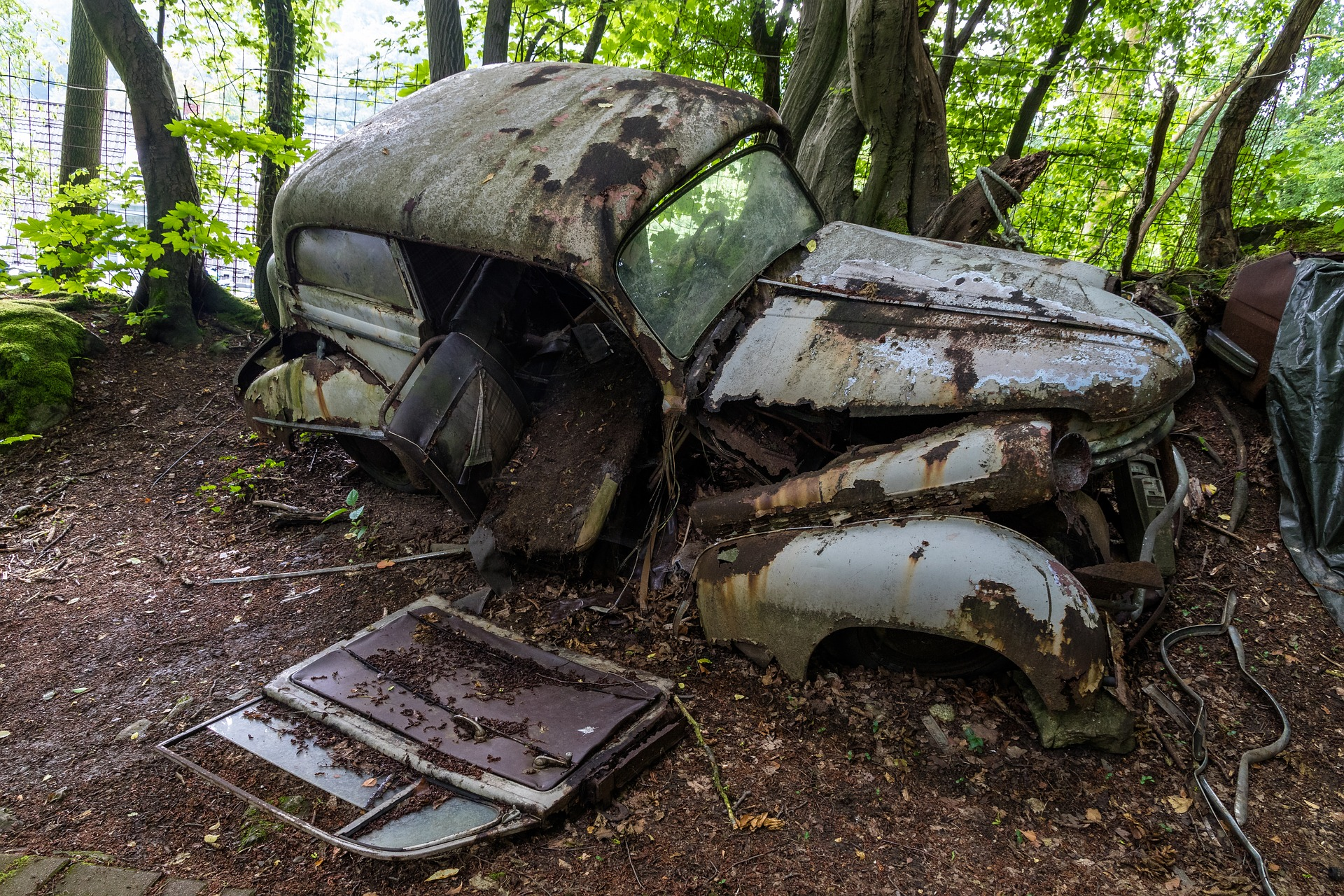 Car Scrappage near Danvers MA