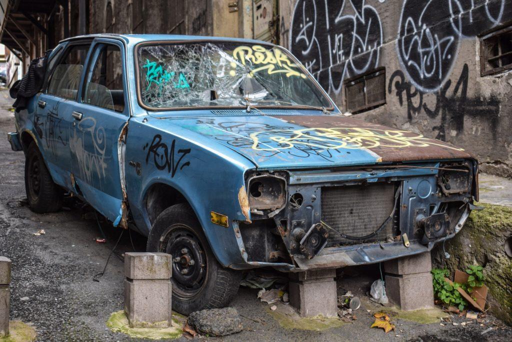 Car scrap value near Medford MA