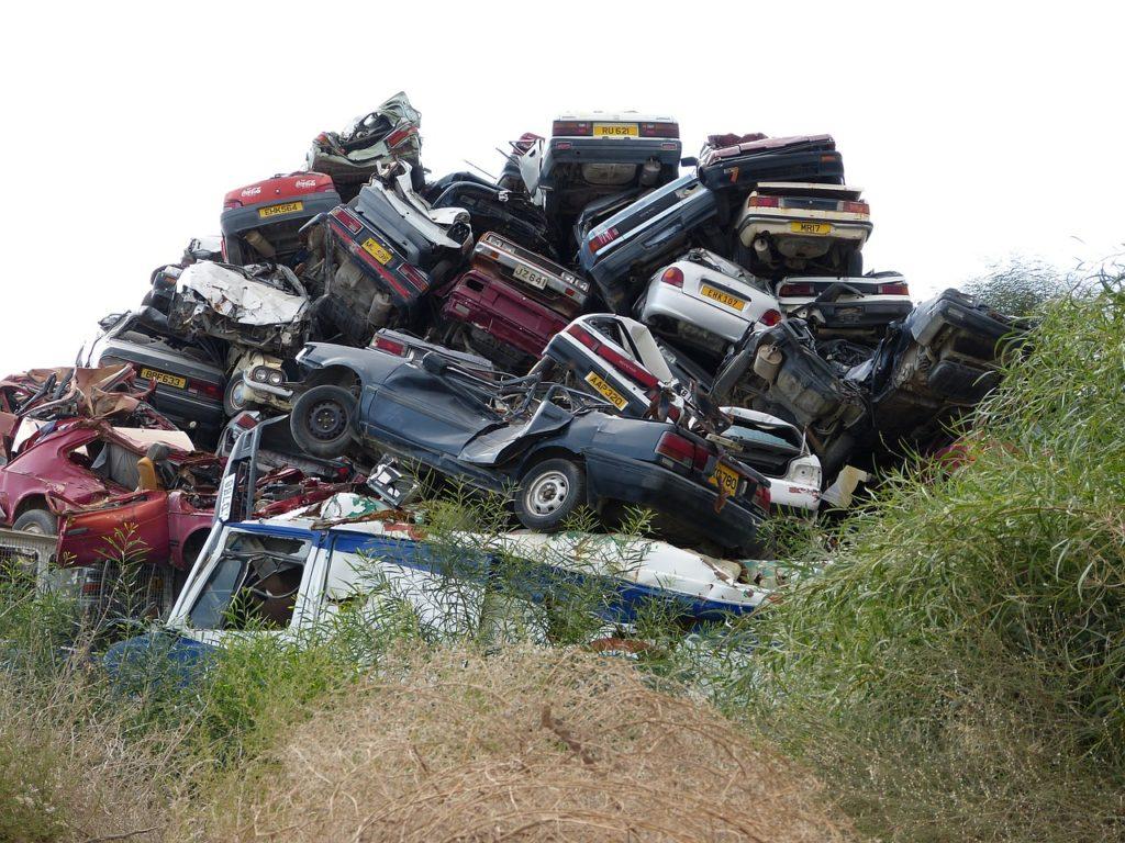 Where to scrap a car near Peabody MA