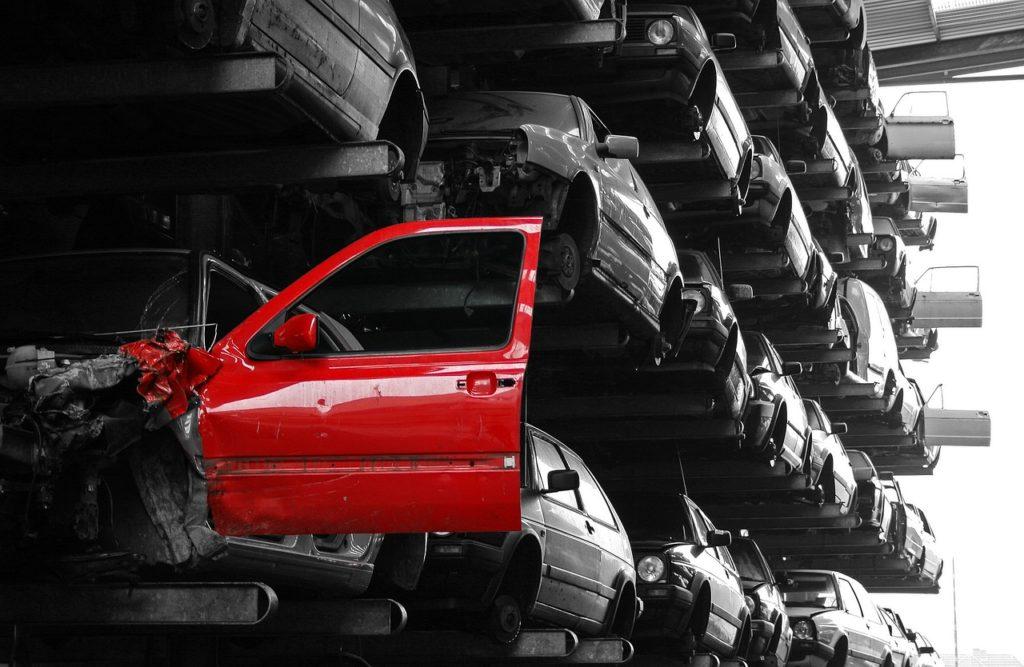 Car Scrap value near Lynn MA