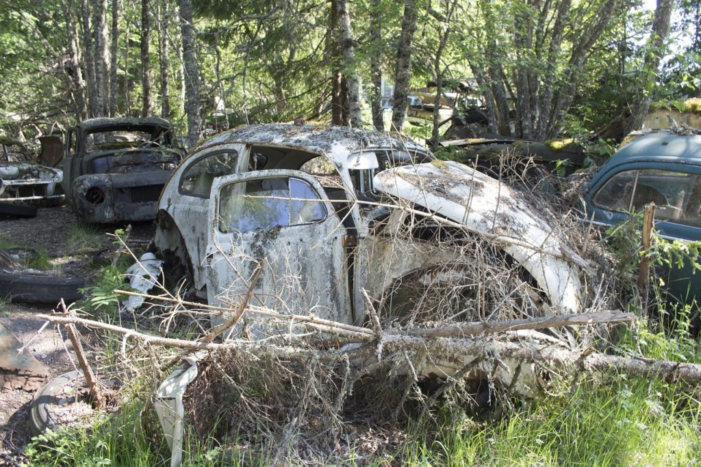 Get Rid of Old car near Medford MA