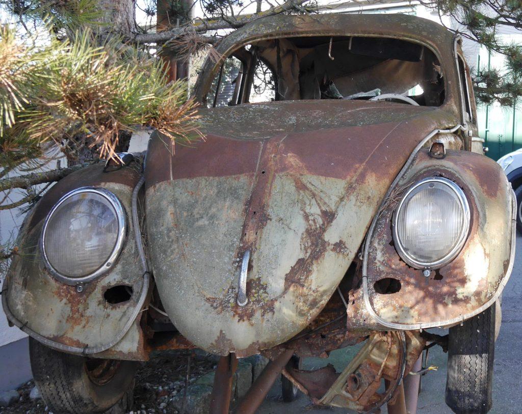 Scrap car removal near Winchester MA