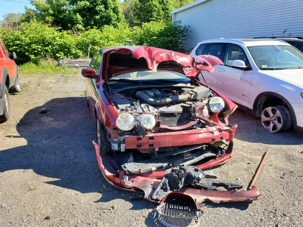 Car Scrap Yards Near Marblehead MA
