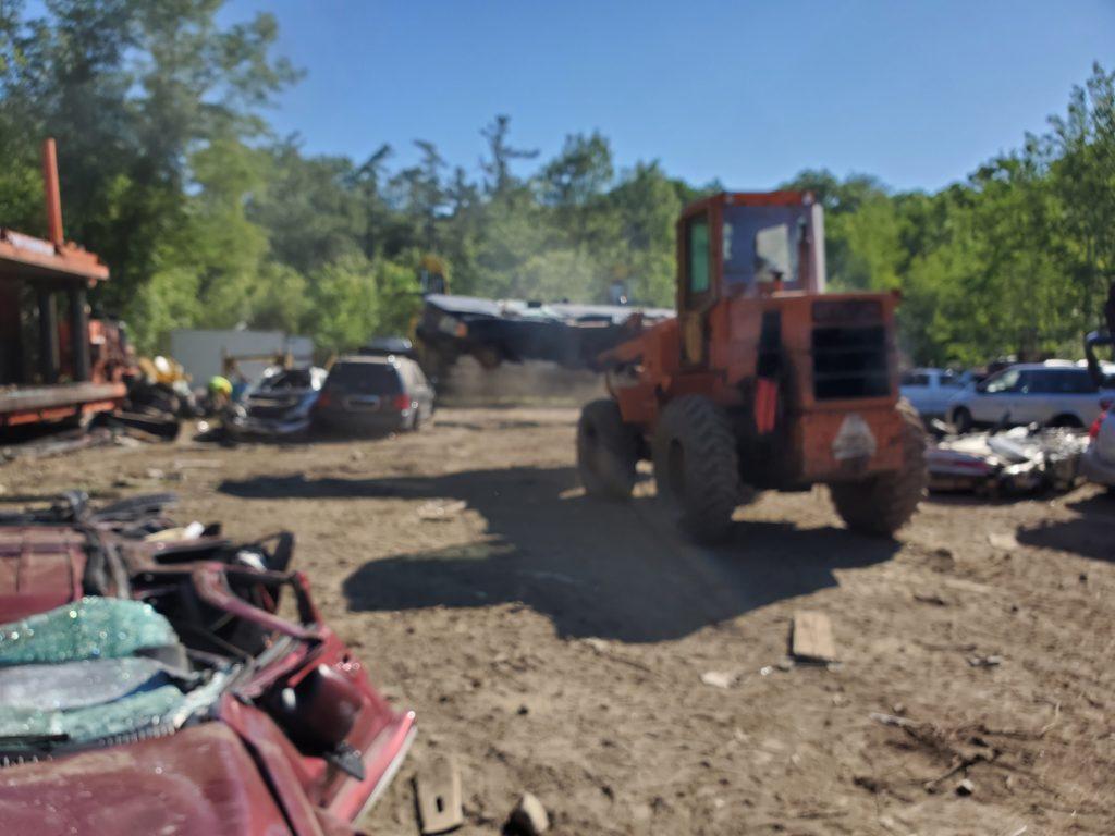 Car scrap yard Near Melrose MA