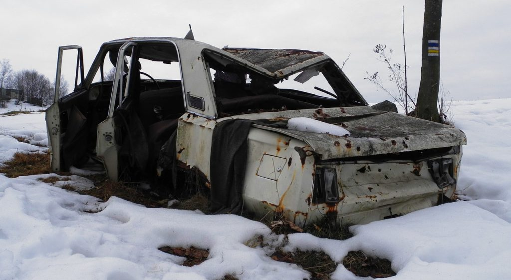 Buy Scrap Cars near Medford MA