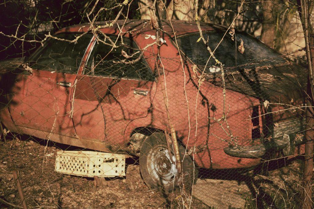 Scrap value of a car near Woburn MA