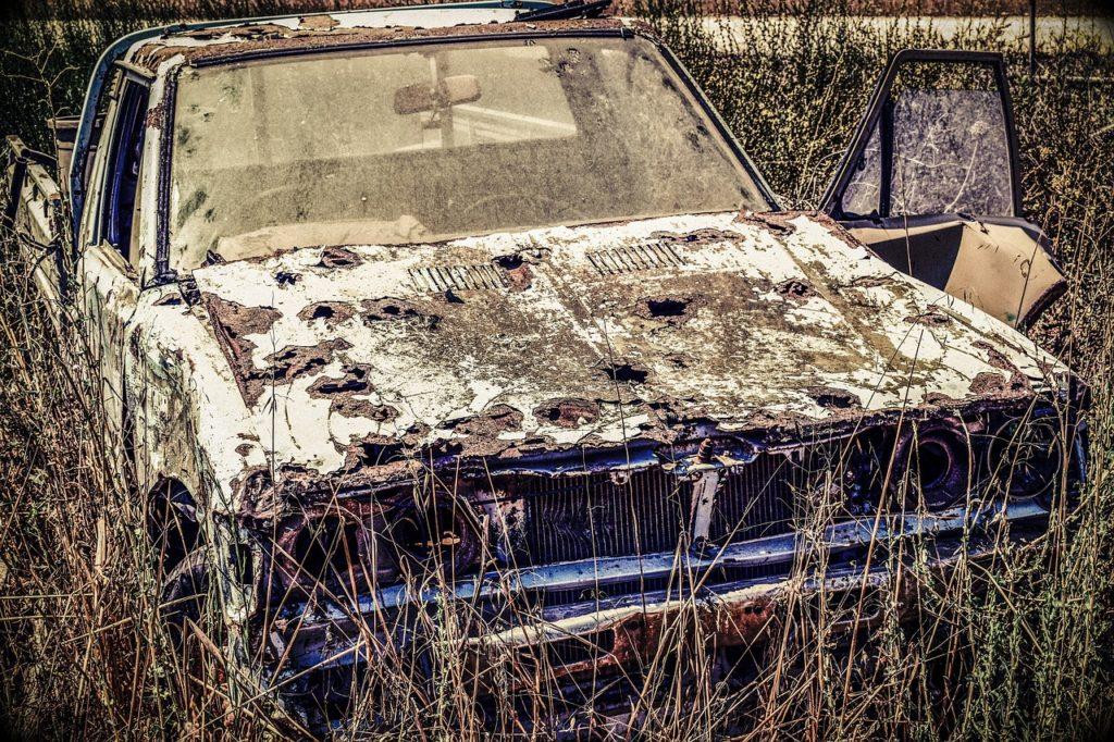 Scrapping a car Near Marblehead MA