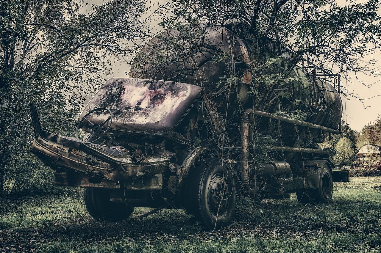 Auto scrap yard near Swampscott MA