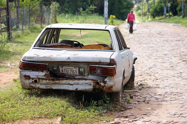 junk yards cars near Swampscott MA